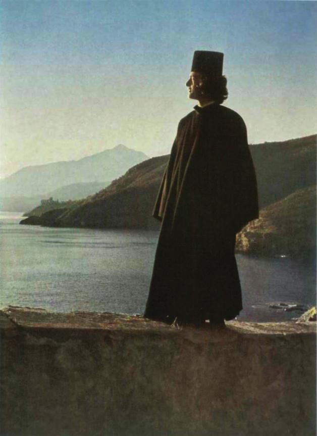 Eller Der heilige Berg Athos